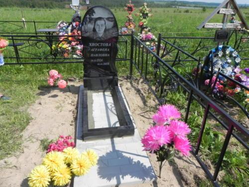 Памятник из гранита №429