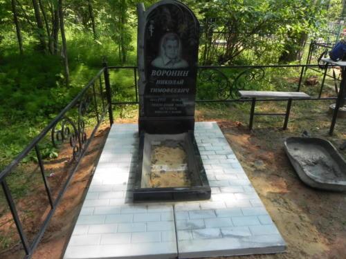 Памятник из гранита №428