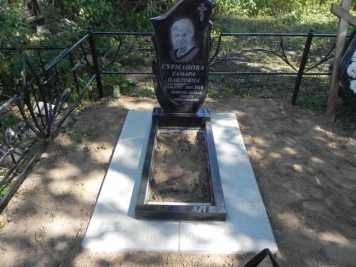 Памятник из гранита №422