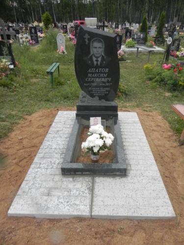 Памятник из гранита №459