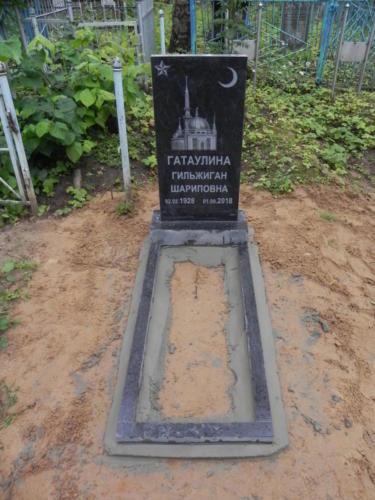 Памятник из гранита №456