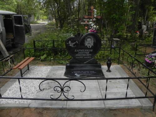 Памятник из гранита №452