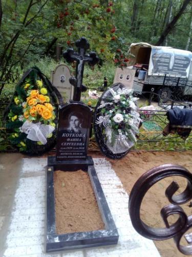 Памятник из гранита №470