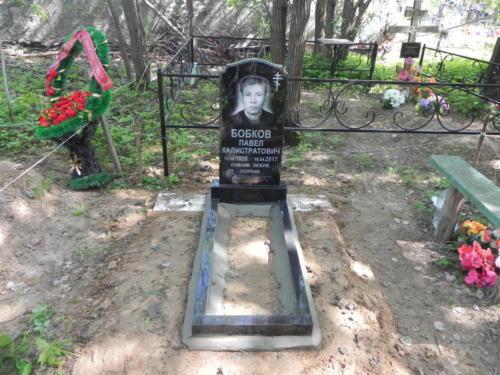 Памятник из гранита №432