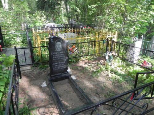 Памятник из гранита №434