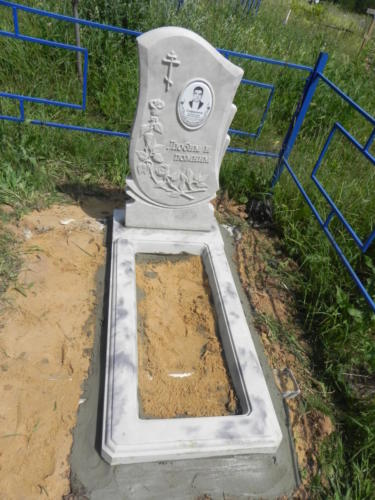 Памятник из полимербетона№63