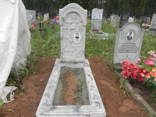 Памятник из полимербетона№96