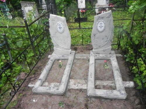 Памятник из полимербетона№107