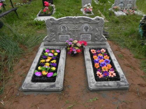 Памятник из полимербетона№97