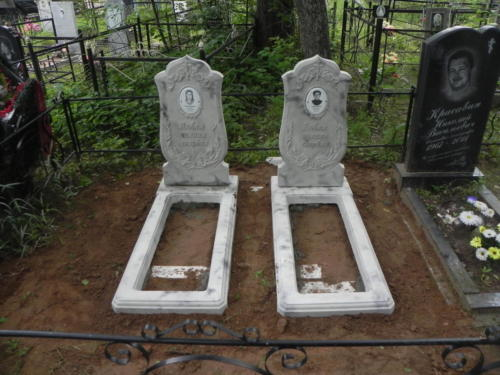Памятник из полимербетона№105