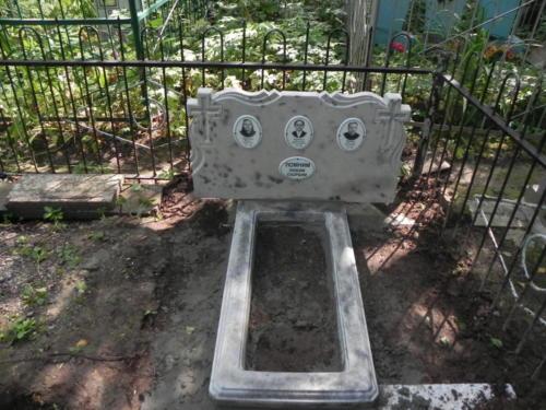 Памятник из полимербетона№104