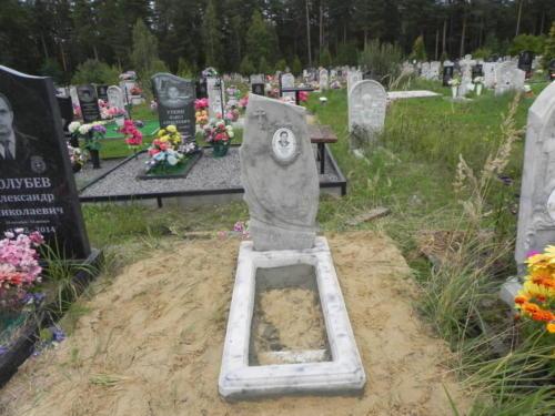 Памятник из полимербетона№94