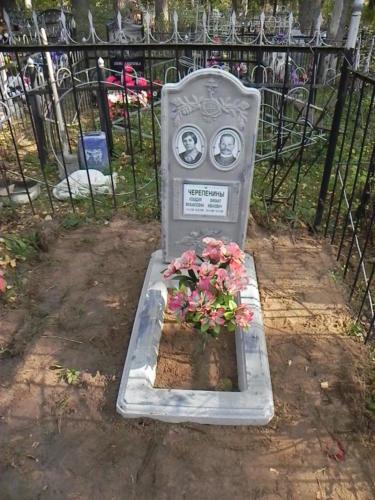 Памятник из полимербетона№98