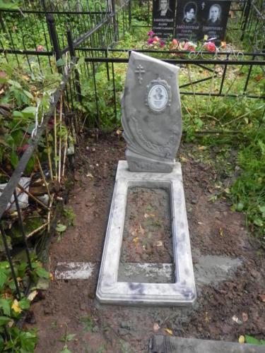 Памятник из полимербетона№86