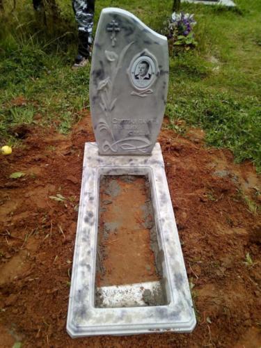 Памятник из полимербетона№92