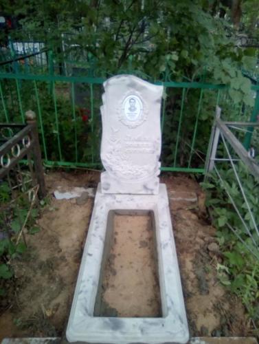 Памятник из полимербетона№90