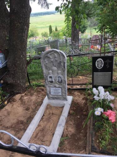 Памятник из полимербетона№89