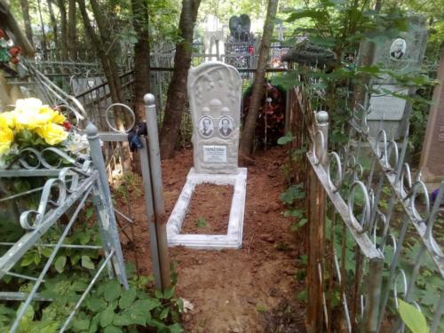 Памятник из полимербетона№88