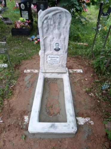 Памятник из полимербетона№87