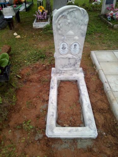 Памятник из полимербетона№82