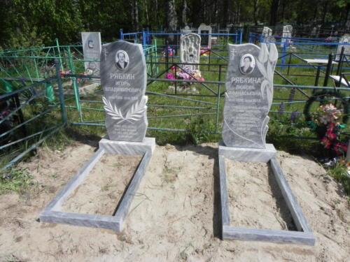 Памятник из мрамора №3