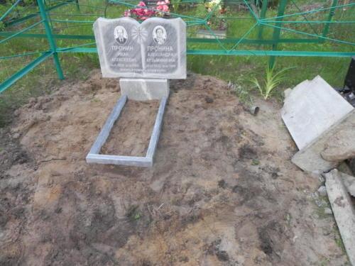 Памятник из мрамора №4