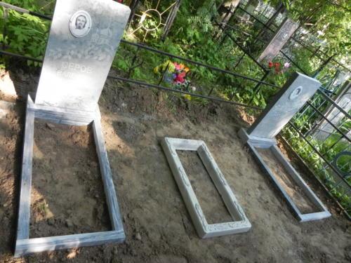 Памятник из мрамора №12