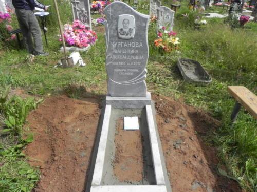 Памятник из мрамора №118