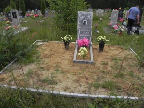 Памятник из мрамора №116