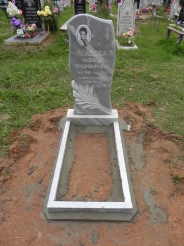 Памятник из мрамора №138
