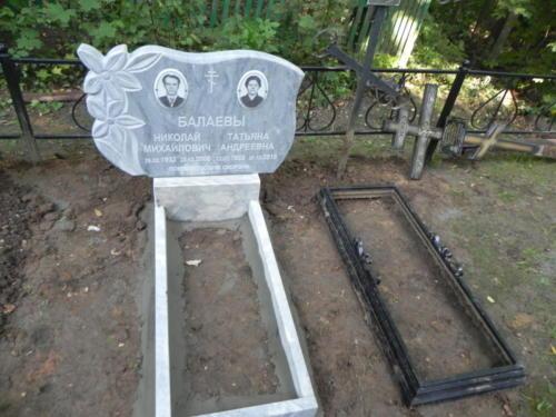 Памятник из мрамора №134