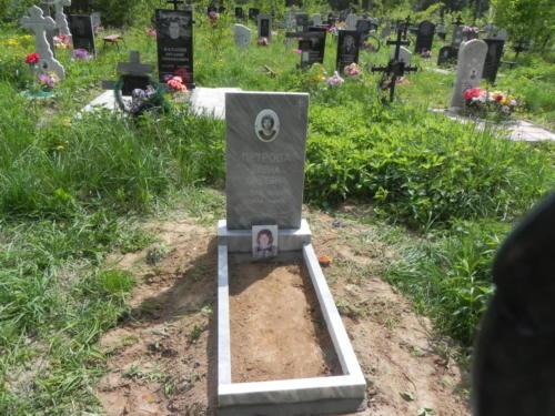 Памятник из мрамора №96