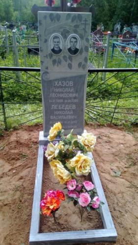 Памятник из мрамора №124