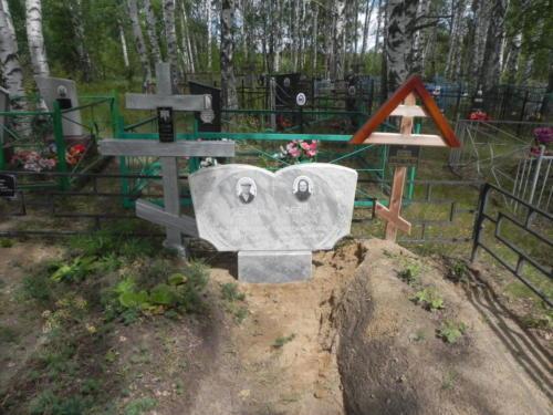 Памятник семейный №99