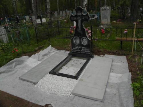 Памятник семейный №111