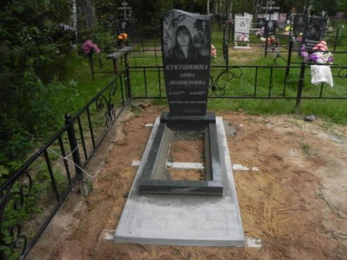 Памятник из гранита №352