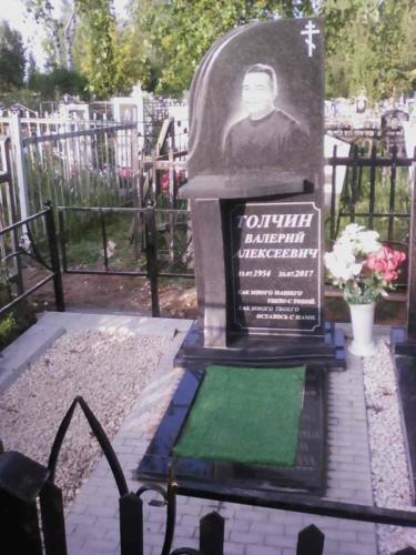 Памятник из гранита №346