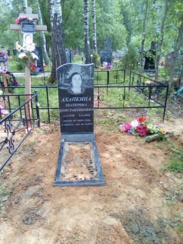 Памятник из гранита №350