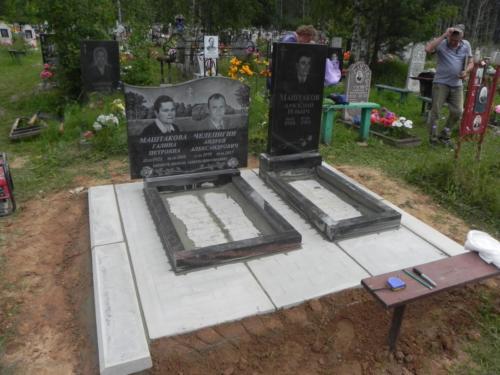 Памятник из гранита №339