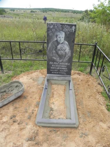 Памятник из гранита №337