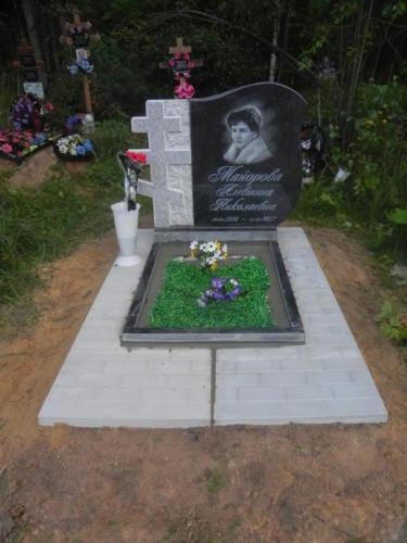 Памятник из гранита №375