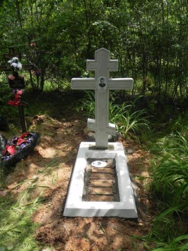 Памятник гранитная крошка №62