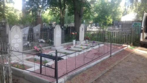 Памятник гранитная крошка №63