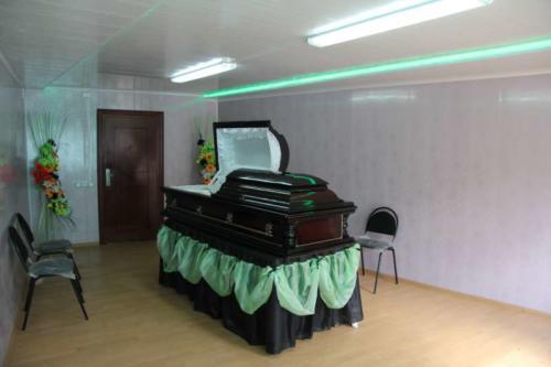 Элитный гроб №1