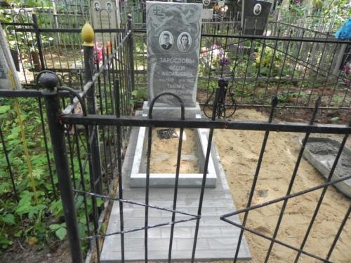 Памятник из мрамора №61