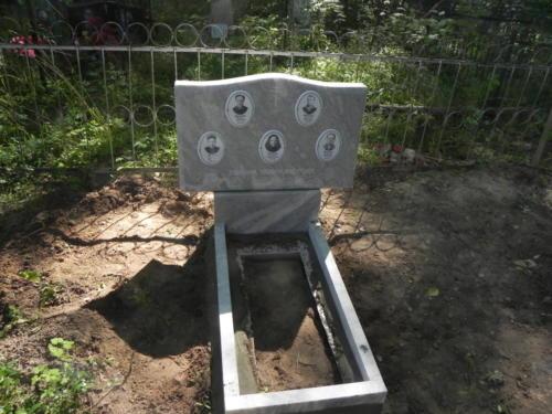 Памятник из мрамора №76