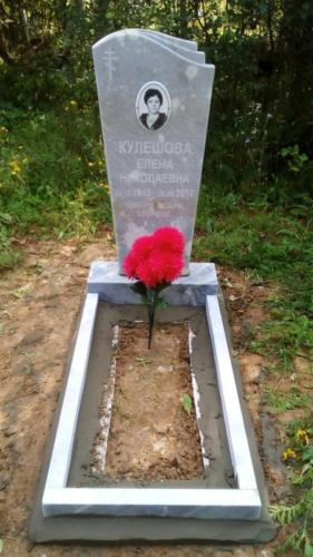 Памятник из мрамора №81