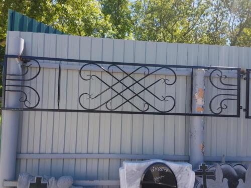 Ограда№22