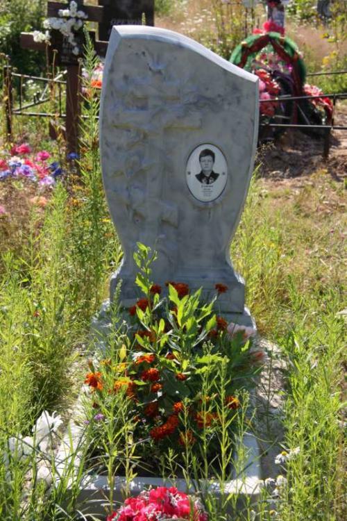 Памятник гранитная крошка №29