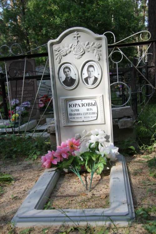 Памятник гранитная крошка №28